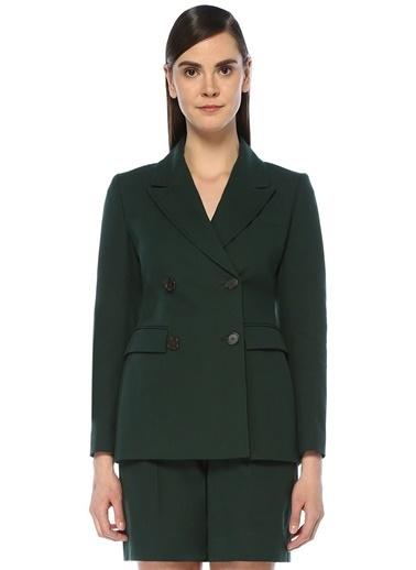Alexa Chung for AG Ceket Yeşil